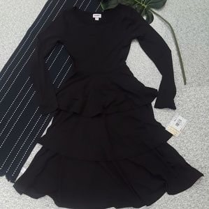 {Lularoe} NEW Georgia Layered Dress
